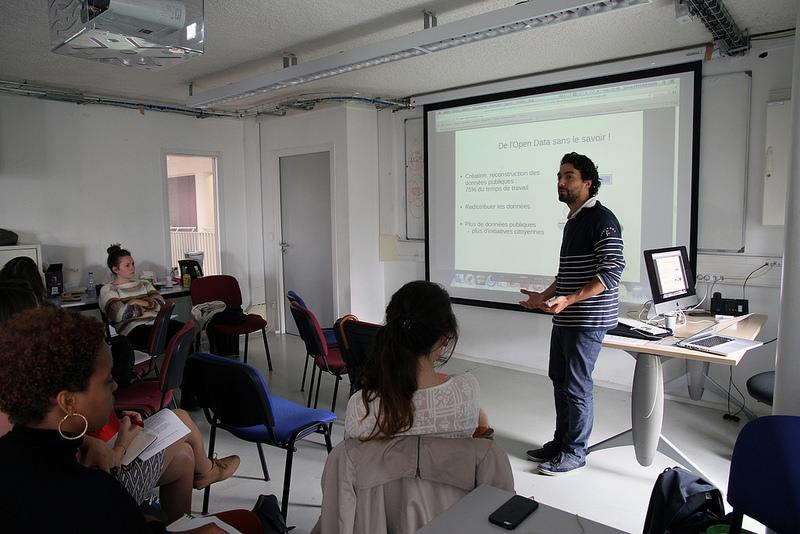 Workshop Visualiser l'information politique